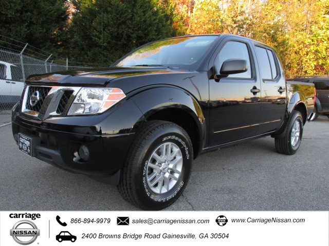new 2015 nissan frontier sv 2wd 4 dr crew cab in. Black Bedroom Furniture Sets. Home Design Ideas
