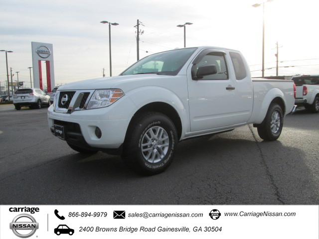 new 2015 nissan frontier sv 2wd king cab in gainesville. Black Bedroom Furniture Sets. Home Design Ideas