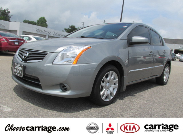 Used Nissan Sentra S 2.0
