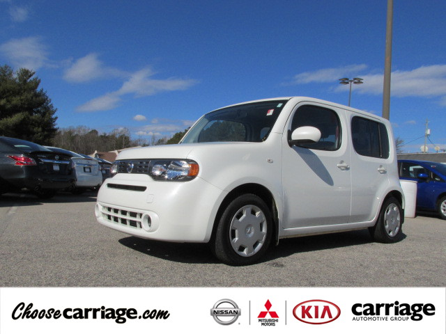 Used Nissan Cube S